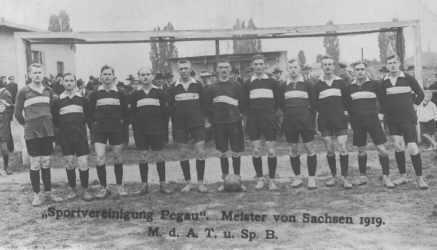 Meisterteam von 1919